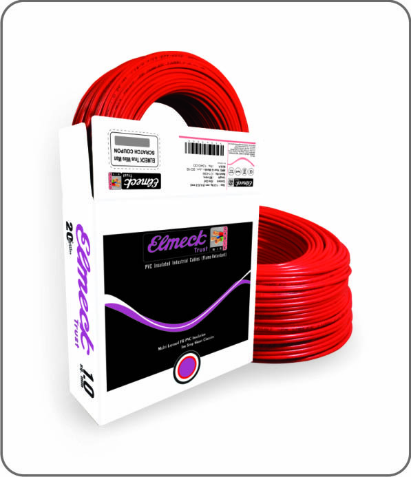 Flame Retardant (FR) Multistand House Wire | Elmeck Wire and Cable